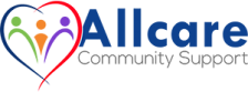 Allcare Community Support Logo